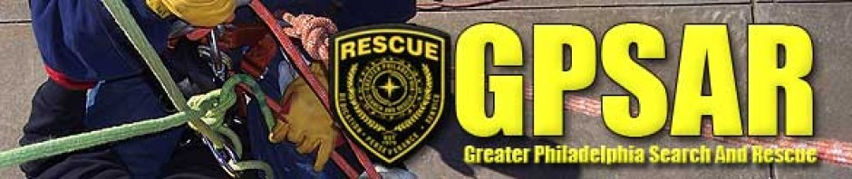 Greater Philadelphia Search & Rescue